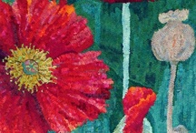 Rug Hooking / by Jeri Kelly