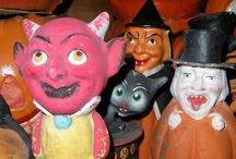 * Halloween Papier Mache * / by Christopher Jones