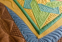 Free Motion Quilting / by Jeri Kelly