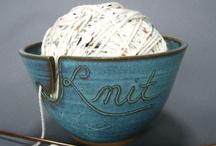 knitting Crafts / by Terri-Lynn Foggitt