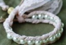 Jewelery Crafts / by Terri-Lynn Foggitt