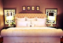 Bedroom ideas / by Melanie Luttrell