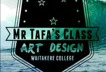 MR TAFA's Class / A collection of videos I have made to help explain Art and design ideas. NCEA achievement standards in ART DESIGN. also added are other resources found on the web that explains some of the concepts in Art Design as well :)