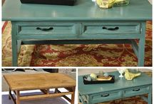 Furniture Makeovers / by Crystal Murrow