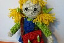 I lavori di Brillicia / crochet