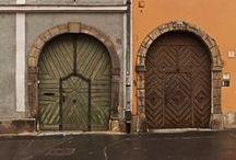 Doors / Doors, gates, drzwi, bramy, furtki, gateways, wickets, doorways, Türen, двери...