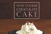 Crockpot / Slow Cooker Recipes / by Kroger Krazy