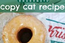 Copycat Recipes / Copycat recipes featuring menu favorites from a variety of restaurants.  / by Kroger Krazy