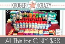 Kroger Krazies HAUL STARS / This board is where Kroger Krazies show off their latest Kroger Haul Scores! Ya, it is totally OK to brag here! Show us why you are a Kroger Krazy HAUL STAR! Group Board Rules- Please pin photos of your Kroger ONLY scores & stockpiles.  Please no more than 2 pins per day. If you would like an invite to contribute to this board email Katie(at)krogerkrazy.com  and reference HAUL STARS in the subject line.** YOU MUST FOLLOW THE BOARD TO BE ADDED **(per Pinterest).  / by Kroger Krazy