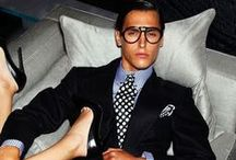 Cool Cats / Smooth menswear style.