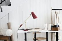 Birdy / Birdy is a table, wall and floor lamp series designed in 1952, in a modernist style. In 2013 Northern Lighting decided to re-launch this design classic, taking care to preserve the original shape and highly functional features that at first made it such a well–loved light.