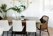 HOME- DINING ROOM DYNAMICS / Eating at home is always a special occasion