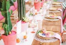 PARTY PLANNING / Ideas for hosting and entertaining