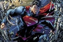 Heroes, Villains & Comics–Oh My!! / by Jeremy Granger