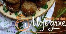 My Recipes and Photos - Moje Grne blog / Iz moje kuhinje - Recepti za dušu