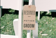Wedding Details / We'll be gathering ideas for party favors that will make your guests go home with a smile... Feel free to send us some ideas and we pin the best ones! :)