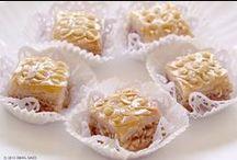 Pâtisserie orientales et divers biscuits