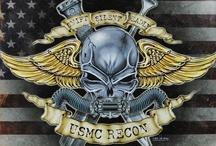 My Marine Corp. 92 to 97 / by Howard USMC