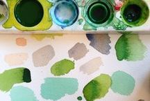 colours, colours, colours / #colours #colors #Farben #bunt