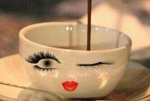 Tea cups, my cup of tea! / by Lisa Gorman