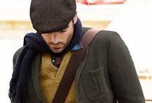 fashion for men / by Regina K!