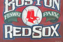All things Red Sox! / by Regina K!