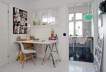 ✘ Atelier / Bureau