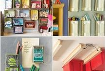 Organization, Cleaning &Thrifty Living / by Emily Gambino