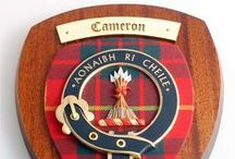 Clan Cameron Products / http://www.scotclans.com/clan-shop/cameron/ - The Cameron clan board is a showcase of products available with the Cameron clan crest or featuring the Cameron tartan. Featuring the best clan products made in Scotland and available from ScotClans the world's largest clan resource and online retailer.