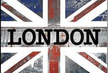 LONDON / by Regina K!
