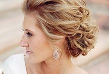 Wedding Hair. / by Angela Elizabeth