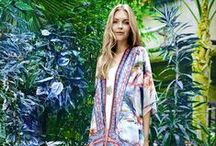 Summertime Dreamin' Kaftans: September Lookbook