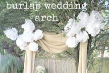 DIY Wedding tips / Cool things to make for a great wedding day!! / by atraceofblue