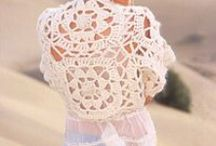 Sweaters and Shrugs / Knit and crochet garments