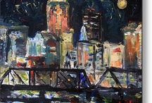 cityscapes / by Nicole Gade