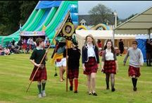 The World of Scotland's Clans / Scotland's clans can be found in every corner of the globe. From www.scotclans.com, a collection of images of Scotland's greatest export - its people