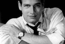 Cine. Paul Newman