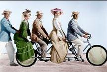 Bicicletas y famosos