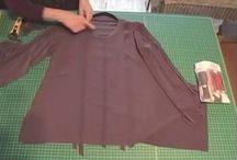 Sew and Design a Marcy Tilton Paris Strip T-Shirt