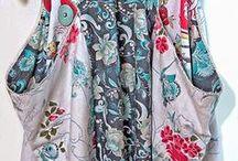 Marcy Tilton's Vintage French Housedress for Vogue, V8813
