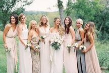Bridesmaids / Bridesmaids Dresses, Bridesmaids flowers, Bridesmaids robes, Bridesmaids photos