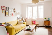 Inspiration For the Home / by Allison Bagchee
