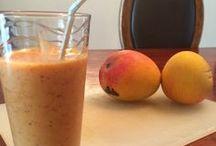 Smoothies & Milkshakes / Refreshing, healthy #Smoothies and decadent, rich #Milkshakes,