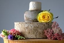 "Cheese Wedding Cakes / Some couples choose to celebrate their special day with a ""cheese cake."" Here are a few we think are particularly lovely. / by Formaggio Kitchen"