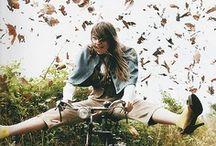 Autumn  / the superior season / by Sarah セーラ / Nomad's Land