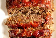 Meatloaf / by Jeanne' Catlin