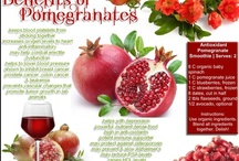pomegranate / by Wildcraft Vita