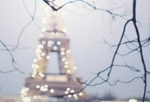 """Noël / Christmas in Paris /  Bonjour fellow Francophiles. Have photos of Holidays past or present spent in Paris? (Although we certainly won't turn away any pins from other regions) Then please, share them here. Comment on or """"Like"""" an image and you'll be added as a pinner. Joyeux Noël!"""