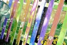 Garden Fences & Walls / A selection of beautiful garden fences & walls.