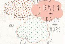 rainy days / by Sarah セーラ / Nomad's Land
